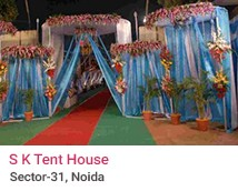 S K Tent House