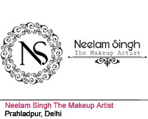 Neelam Singh The Makeup Artist