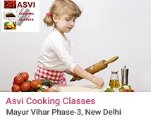Asvi Cooking Classes