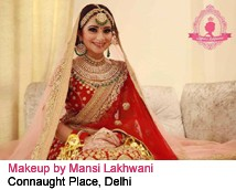 Makeup by Mansi Lakhwani