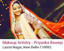 Makeup Artistry by Priyanka Baweja