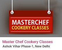 Master Chef Cookery Classes