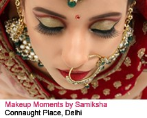 Makeup Moments by Samiksha