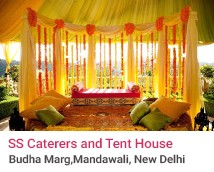 SS Caterers and Tent House