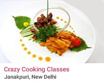 Crazy Cooking Classes