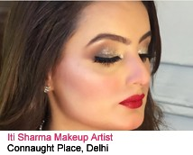 Iti Sharma Makeup Artist